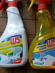 W5 миючі засоби