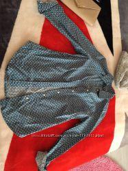 Рубашка Левайс Levis цвета джинс Новая S или 36