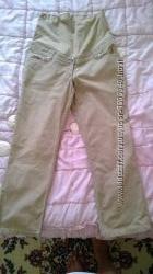 Вельветовые джинсы для беременяшки