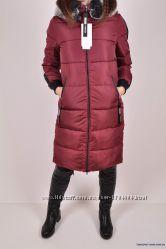 куртки женские зимние.  разные модели