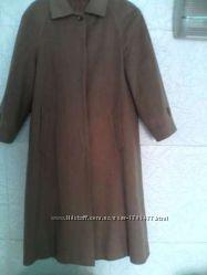 Кашеміроване пальто 48 розмір