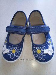 Тапочки, размер 24 , детская обувь, супинатор, Валди,  Waldi.