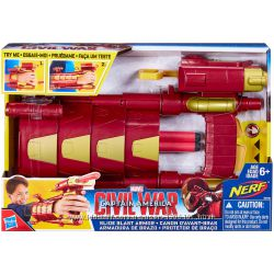 Боевая броня Железного Человека Marvel Iron Man Slide Blast Armor