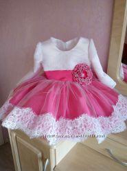 Нарядное детское Платье Анна