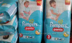 Подгузники - трусики Pampers Pants унисекс