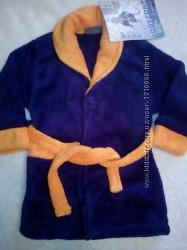 Новый махровый халат Bodyzone 80 см