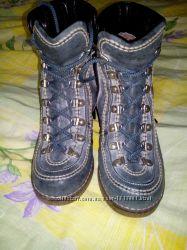 Стильные женские зимние ботиночки