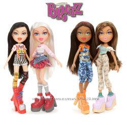 Набор из 2х кукол Bratz. Cloe and Jade. Yasmin and Sasha