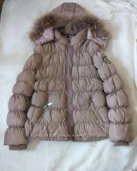 Стильная куртка теплая. 48 р