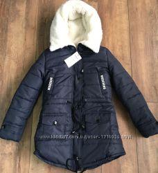 зимние куртки Польша для девочек