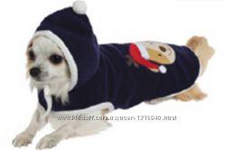 Безрукавка с капюшоном для собачек