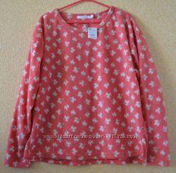 Женская флисовая пижама фирмы Womens Secret. Размер L.