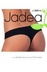 Классические комфортные трусики-бразилиана Jadea 2001