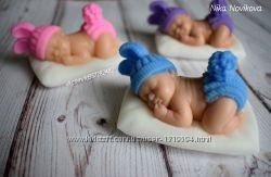 Мыло Малыш на подушке