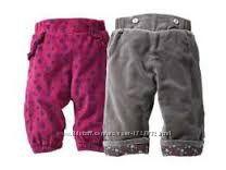 Новые штанишки на девочку 62 и 68см недорого
