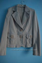 Кремовий піджак