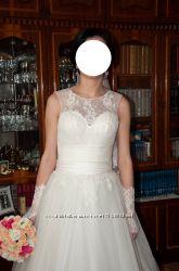 Не вінчанеЕлегантне весільне плаття ТМMaxima