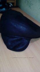 Зимняя мужская кепка на меху