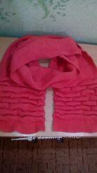 Тёплый зимний шарф фирмы River Island