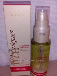 Cыворотка для волос Мгновенное восстановление с кератином Avon