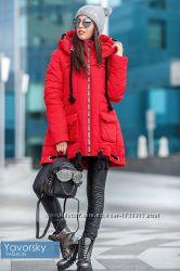 Новинка этой зимы, Теплая куртка - парка