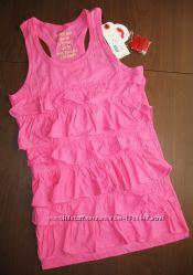 Летнее платье с рюшами LCKR 158-164cм