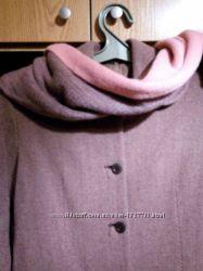 Пальто классическое кашемировое 46