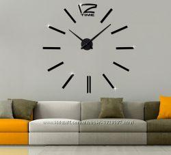 Декоративные часы на стену в ассортименте