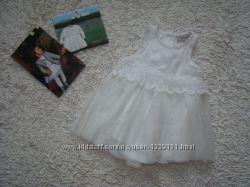 Платье I love Next на 3-6 месяцев, большемерит