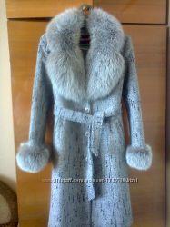 Пальто зима р. 44 новое