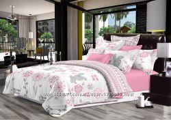Детский комплект постельного белья Home Line Сатин 110х147