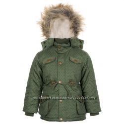 зимняя демисезонная куртка на девочку