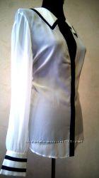 Блуза шелковая Jones New York р. 48-50
