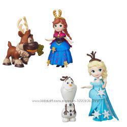 Хасбро кукла Холодное Сердце с другом Эльза, Олаф, Анна Hasbro Disney B5185