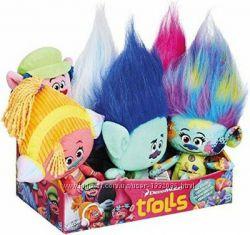 Trolls Мягкая игрушка Плюшевая в ассортименте 28 см Тролли B6566 Hasbro