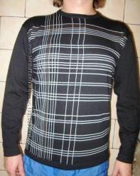 Красивенный мужской свитер 48-50 размера