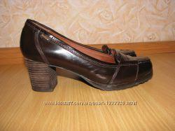 Туфли 37 р. , Marc OPolo  кожа, оригинал по вст 24 см