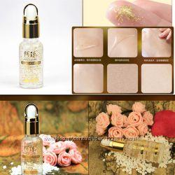 Aqiong 24k Pure Gold Foil Essence
