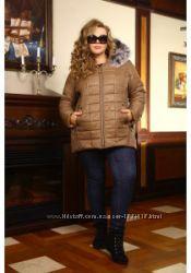 Куртки зимние от 54 до 72 размера