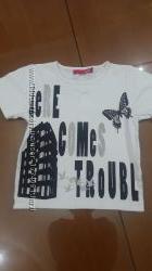 футболка EXIT для девочки 92см