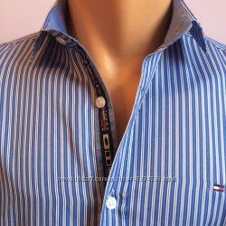Tommy Hilfiger коллекция зима  -весна2019  мужские рубашки Новые