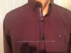 Tommy Hilfiger 2019 стильные креативные мужские руба