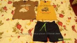 Розпродаж  дитячих шортів і футболок