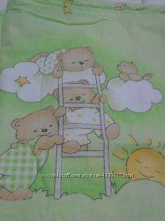 Комплект сменного постельного белья Asik в детскую кроватку