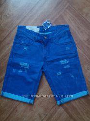 Бомбезные шорты Oodji на подростка 14-16 лет.