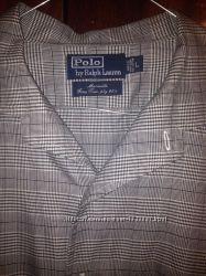 Рубашка мужская Polo by Ralph Lauren , размер L
