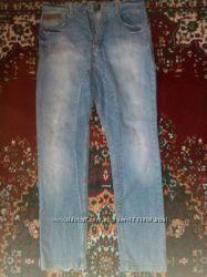 джинсы с мотней Pull and bear