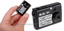 Mini DV-5 Мини Видеокамера 5мп беспроводная с функцией Обнаружения Движения