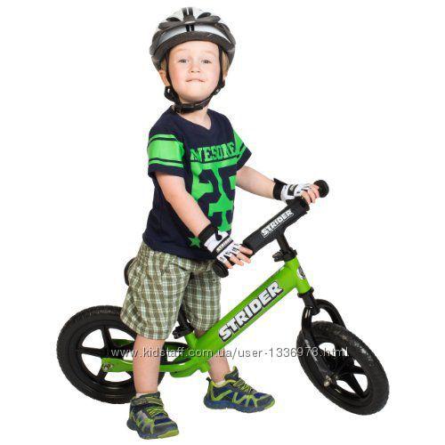 Strider Sport - надежный беговел для деток от 1го до 5 лет