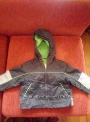 Ветровка куртка  на флисе